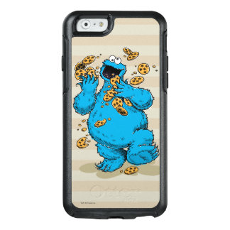 Cookie Monster Crazy Cookies OtterBox iPhone 6/6s Case