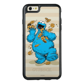Cookie Monster Crazy Cookies OtterBox iPhone 6/6s Plus Case