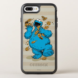 Cookie Monster Crazy Cookies OtterBox Symmetry iPhone 7 Plus Case