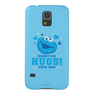 Cookie Monster Distressed Galaxy S5 Cover