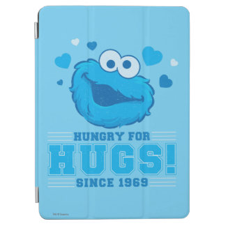 Cookie Monster Distressed iPad Air Cover