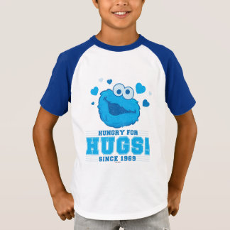 Cookie Monster Distressed T-Shirt