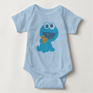 Cookie Monster Eating Cookie T-shirts