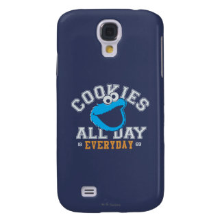 Cookie Monster Everyday Galaxy S4 Case