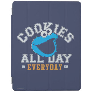 Cookie Monster Everyday iPad Cover