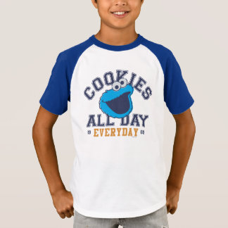 Cookie Monster Everyday T-Shirt
