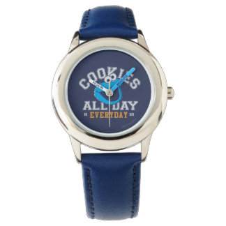 Cookie Monster Everyday Wrist Watch
