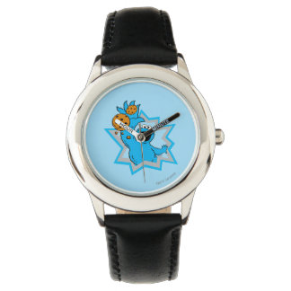 Cookie Monster Extreme Wrist Watch