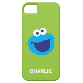 Cookie Monster Face | Add Your Name iPhone 5 Cover