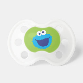 Cookie Monster Face Baby Pacifier