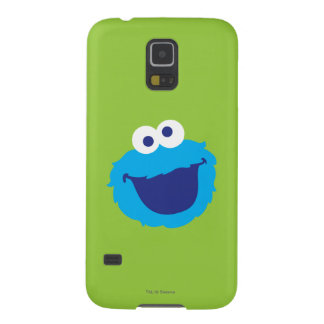Cookie Monster Face Case For Galaxy S5