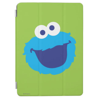 Cookie Monster Face iPad Air Cover