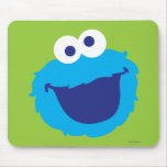 Cookie Monster Face Mouse Pad