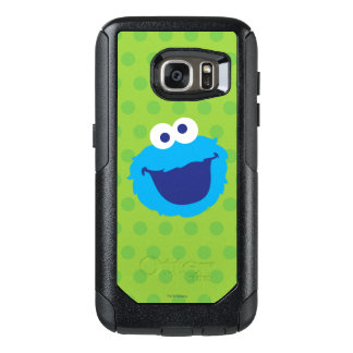 Cookie Monster Face OtterBox Samsung Galaxy S7 Case