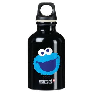 Cookie Monster Face SIGG Traveller 0.3L Water Bottle