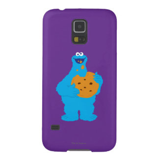 Cookie Monster Graphic Cases For Galaxy S5