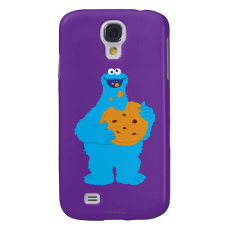 Cookie Monster Graphic Galaxy S4 Case
