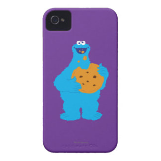 Cookie Monster Graphic iPhone 4 Cases