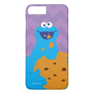 Cookie Monster Graphic iPhone 8 Plus/7 Plus Case