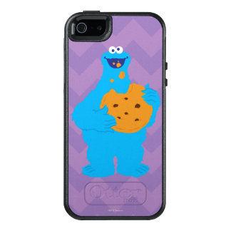 Cookie Monster Graphic OtterBox iPhone 5/5s/SE Case