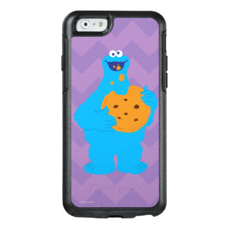 Cookie Monster Graphic OtterBox iPhone 6/6s Case