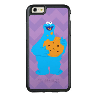 Cookie Monster Graphic OtterBox iPhone 6/6s Plus Case