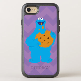 Cookie Monster Graphic OtterBox Symmetry iPhone 8/7 Case