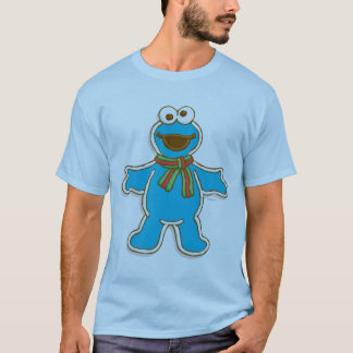 Cookie Monster Holiday T-Shirt