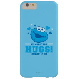 Cookie Monster Hugs Barely There iPhone 6 Plus Case