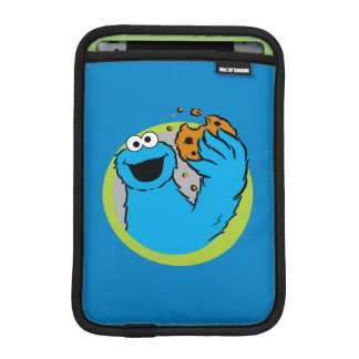 Cookie Monster Image iPad Mini Sleeve