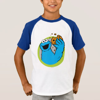 Cookie Monster Image T-Shirt