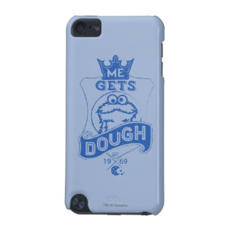 Cookie Monster Me Gets Dough iPod Touch 5G Case