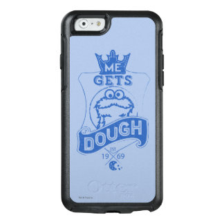 Cookie Monster Me Gets Dough OtterBox iPhone 6/6s Case