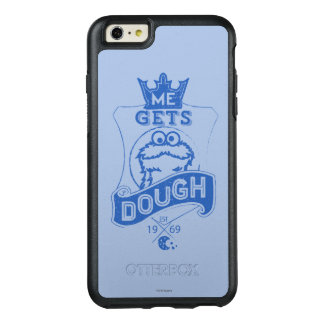 Cookie Monster Me Gets Dough OtterBox iPhone 6/6s Plus Case