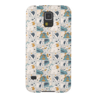 Cookie Monster | Om Nom Nom Comic Pattern Galaxy S5 Cases
