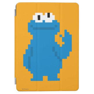 Cookie Monster Pixel Art iPad Air Cover