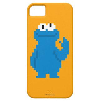 Cookie Monster Pixel Art iPhone 5 Case