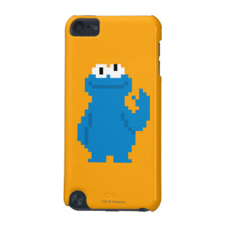 Cookie Monster Pixel Art iPod Touch (5th Generation) Case