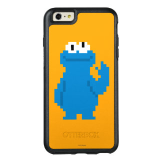 Cookie Monster Pixel Art OtterBox iPhone 6/6s Plus Case