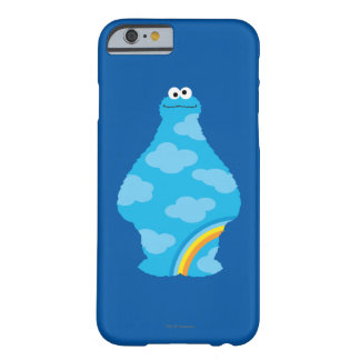 Cookie Monster Rainbows Barely There iPhone 6 Case