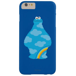 Cookie Monster Rainbows Barely There iPhone 6 Plus Case