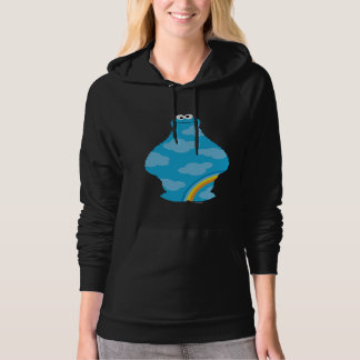 Cookie Monster Rainbows Hoodie