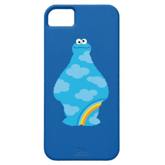 Cookie Monster Rainbows iPhone 5 Cases