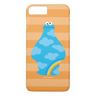 Cookie Monster Rainbows iPhone 8 Plus/7 Plus Case