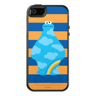 Cookie Monster Rainbows OtterBox iPhone 5/5s/SE Case