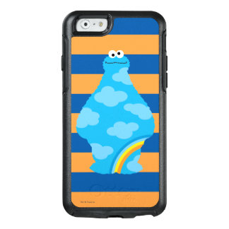 Cookie Monster Rainbows OtterBox iPhone 6/6s Case