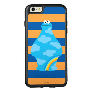 Cookie Monster Rainbows OtterBox iPhone 6/6s Plus Case