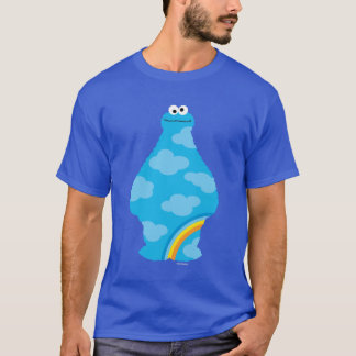 Cookie Monster Rainbows T-Shirt