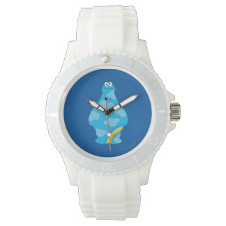 Cookie Monster Rainbows Watch