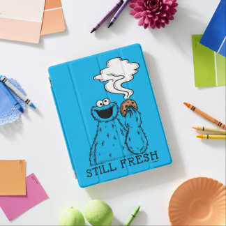 Cookie Monster | Still Fresh iPad Cover
